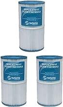 Hot Spring Watkins Jetsetter Original Spa Replacement Filters - Set of 3, 71825