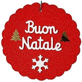 N.5 Decorazioni natalizia n. 11bis