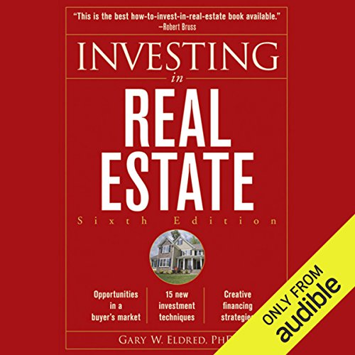 Investing in Real Estate, 6th Edition Titelbild