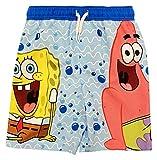 Spongebob Squarepants and Patrick Toddler Boys Swim Bathing Suit...