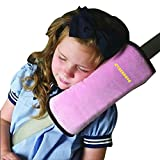 CYBERNOVA Child Kid Car Vehicle Seat Belt Harness Shoulder Pad Cover Cushion Head Support