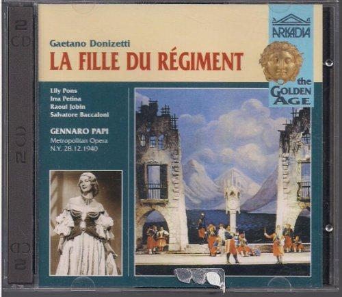 The Golden Age - La Fille du Regiment