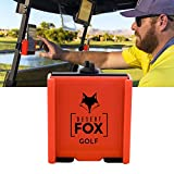 Desert Fox Golf Phone Caddy - Red