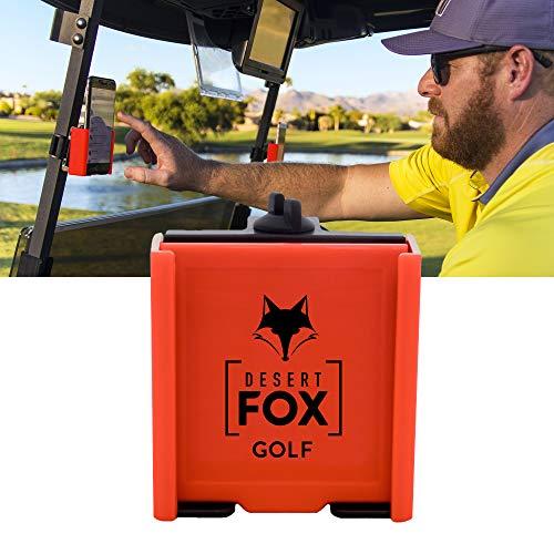 Desert Fox Golf Phone Caddy - Red