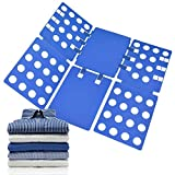 Lambony Clothes Folder Board - T-shirt Folding Board Adjustable Clothes Folder Adult Compact