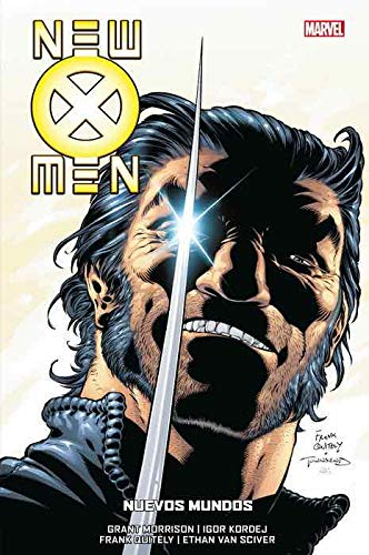 New X-Men 3. Nuevos mundos