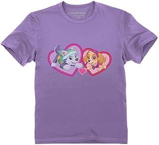 Paw Patrol BFF Love Everest & Skye Toddler Kids T-Shirt