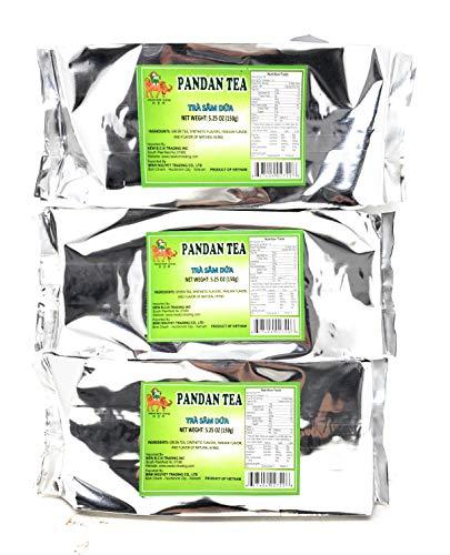 Asian Boy Pandan Tea 150g, 3 Pack