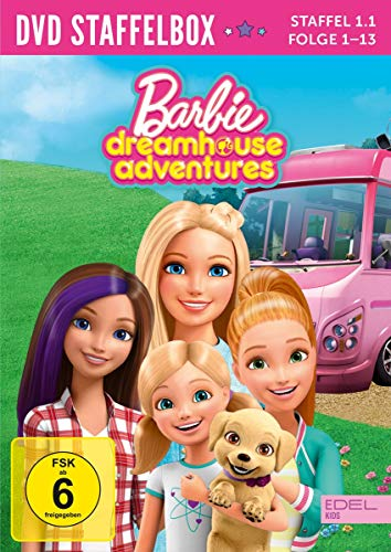 Barbie Dreamhouse Adventures Staffel 1, Box 1 [Alemania] [DVD]