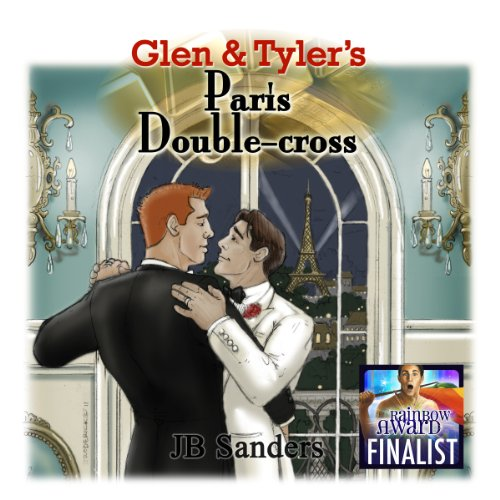 Glen & Tyler's Paris Double-Cross audiobook cover art