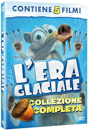 L'Era Glaciale 1-5 (Box 5 Dvd)