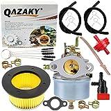 QAZAKY Carburetor Air Filter Kit Compatible for Tecumseh 631068A 631068B 631827 632208 632589 632615 H25 H30...