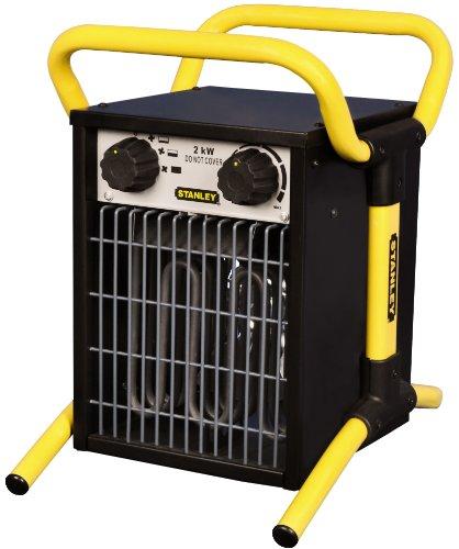 Stanley ST-03-230-E - 40/1650 / 3000W 1 Fase Ventilador Calentador Eléctrico