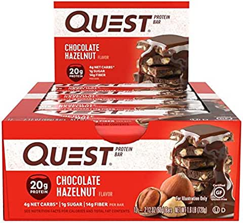 2 x 12-Count Quest Nutrition Protein Bars (various flavors)