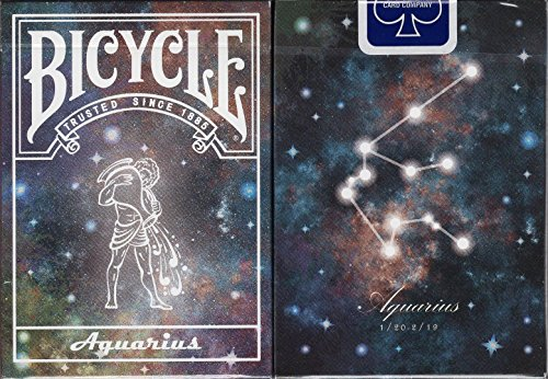 Bicycle Constellation Playing Cards…