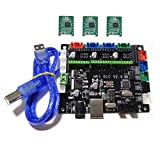 Varadyle GRBL 1.1 CNC Controller MKS DLC V2.0 GRBL Breakout Plate 3 Axis Steppe...