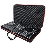 ProX XB-DJCXL ZeroG X-Large DJ Controller EVA Ultra-Lightweight Molded Hard-Shell Case - Fits Pioneer XDJ-XZ DDJ-SZ2