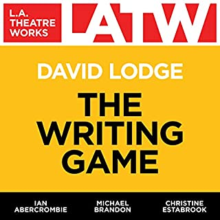 The Writing Game cover art
