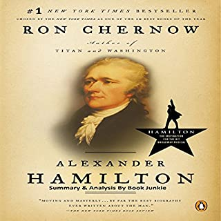 Summary: Alexander Hamilton                   By:                                                                                                                                 Book Junkie                               Narrated by:                                                                                                                                 Kimberly Hughey                      Length: 1 hr and 40 mins     4 ratings     Overall 4.5
