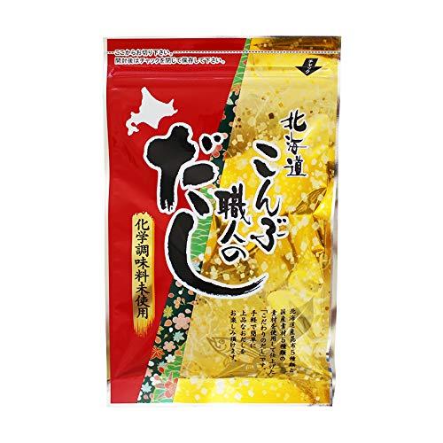 札幌食品サービス 北海道こんぶ職人のだし 8g×7包