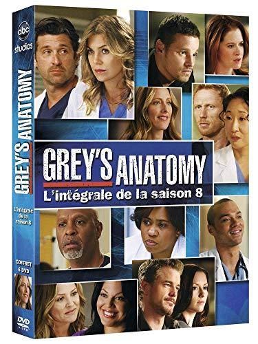 Grey's Anatomy (À Coeur Ouvert) -Saison 8