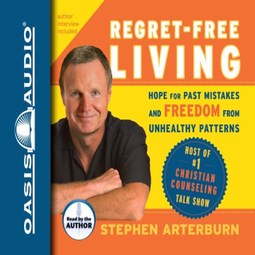 Regret-Free Living audiobook cover art