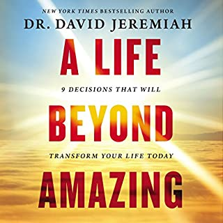 A Life Beyond Amazing cover art