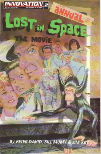 Lost in Space Annual #2 (Whatever Happened To Baby Bloop?, Innovation)