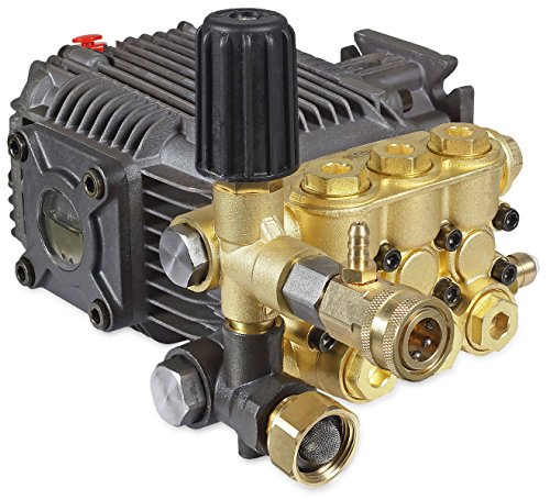 Mi-T-M Pressure Washer Pump 3-0297 CAT General AR Comet Replacements 3-0414