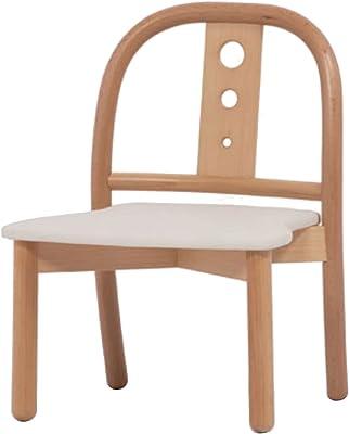 秋田木工 キッズチェア 幅33×奥行37.5×高さ45cm NA 曲木椅子 日本製 NO.101 NA/PVC-IV