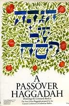 A Passover Haggadah: The New Union Haggadah.