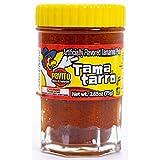 Tamatarro jarrita de vidrio con dulce de tamarindo con chile picosito (producto importado de Mexico) 2.56 oz /Tamatarro glass jar with tamarind pulp sour imported from Mexico candy