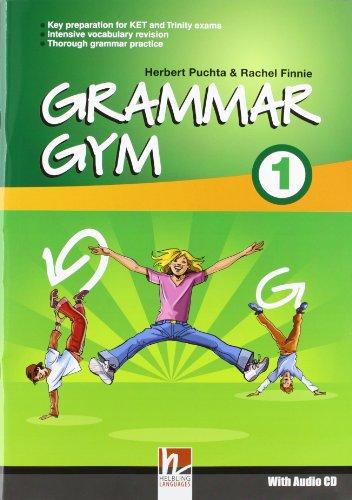 Grammar Gym 1 with Audio CD (A2)