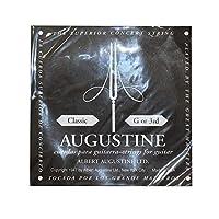AUGUSTINE BLACK 3st クラシックギター弦 バラ弦×6本