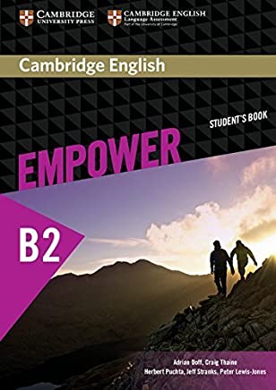 Cambridge English Empower Upper Intermediate Students Book by Adrian Doff Craig Thaine Herbert Puchta Jeff Stranks Peter Lewis-Jones(2015-02-12)