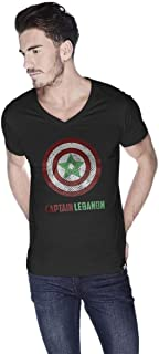 Creo Captain Lebanon T-Shirt For Men - L