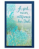 American Greetings Birthday Card for Dad from Daughter (My Hero)