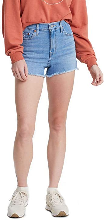 Levi's Women's High Rise Shorts
