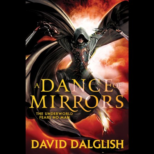 A Dance of Mirrors audiobook cover art