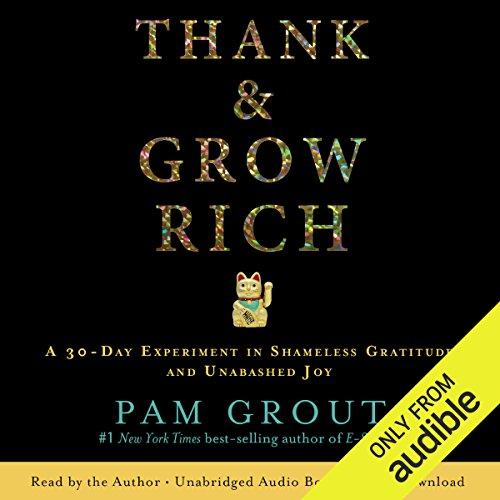 Thank & Grow Rich audiobook cover art