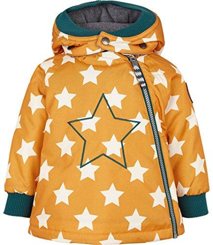 Racoon Baby-Jungen Axel Star Winterjacke Wassersäule 9.000 Jacke, Mehrfarbig (Inca Gold Inc), 80