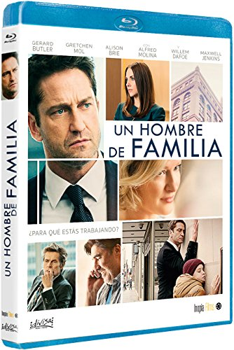 Un hombre de familia [Blu-ray]