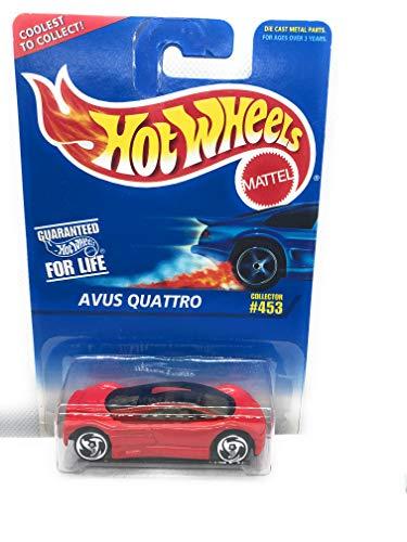 Hot Wheels Avus Quattro(1996)#453-w/sb