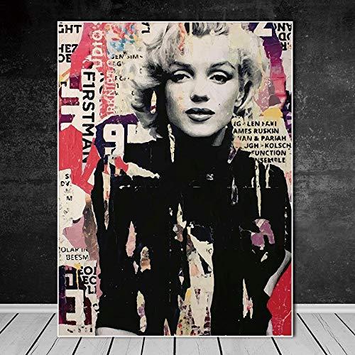 adgkitb canvas Wand Poster Dekoration Für Wohnzimmer Leinwand Wandkunst Bild Drucke Auf Leinwand Wohnkultur 40x60 cm KEIN Rahmen