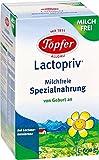 Töpfer Lactopriv, Milchfreie Spezialnahrung, von Geburt an, 600g