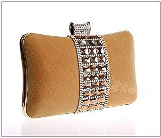 Shoulder Bag Hands Package Dinner Package Boutique Banquet Package Handle Packages Bridal Packages, The Package Manually Cross-Party-Style Ladies Handbags Small Square Package Handbag Clutch
