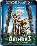 Arthur 3 : La Guerre des Deux Mondes [Blu-Ray] [Import Italien]
