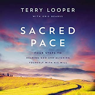 Sacred Pace audiobook cover art