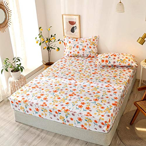 DOUJIAO Bed Sheets, Lattice Sheets, Bed Covers, Bed Covers, Bed Covers, Bed Sheets And Pillowcases For Bedroom Decoration120*200 * 30cm