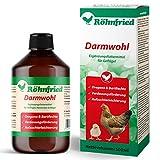 Röhnfried Darmwohl 500 ml | Nahrungsergänzung für Nager, Geflügel & Kleintiere | geförderte...